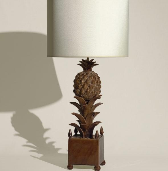 Jean Roger Lampe Ananas En Pot